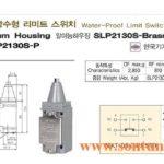 Limit Switch Cong tac hanh trinh cong nghiep Qlight SLP2130-P