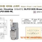 Limit Switch Cong tac hanh trinh cong nghiep Qlight SLP2130-RL