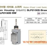Limit Switch Cong tac hanh trinh cong nghiep Qlight SLP2130-SW