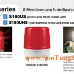 Den bao hieu Qlight Han Quoc Korea S180US-S180UHS