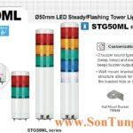Den thap qlight han quoc IP65 STG50ML-STG50ML-BZ