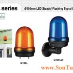 Den bao hieu qlight bong LED Q100L, Q100LW, Q100LP, IP65