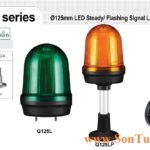 Den bao hieu qlight bong LED Q125L, Q125LW, Q125LP, IP65
