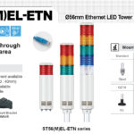 Den thap ket noi mang LAN Ethernet Qlight ST56EL-ETN, ST56MEL-ETN