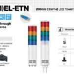 Den thap ket noi mang LAN Ethernet Qlight ST80EL-ETN, ST80MEL-ETN