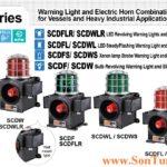 Den bao co loa ket hop Qlight Korea SCDFS-SCDWS-SCDFL-SCDWL