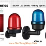 Den bao hieu gan tuong Qlight bong LED Q60LW