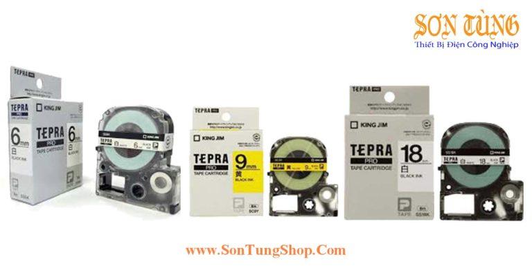 Băng Nhãn Đa Lớp Máy In Nhãn Tepra Pro