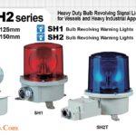 Den bao hieu Hang hai Qlight SH1-SH2 Hàn Quốc Korea
