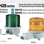 Den bao hieu Hang hai Qlight SH1S-SH2S Hàn Quốc Korea