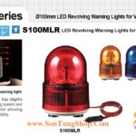 Den quay bong LED Qlight Han Quoc S100MLR