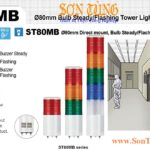 ST80MB-ST80MBF-BZ Den thap Den tang Phi 80 Qlight Khong chan