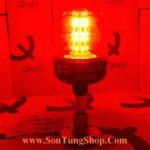 SAOL1 Đèn báo không Qlight, Bóng LED sáng liên tục