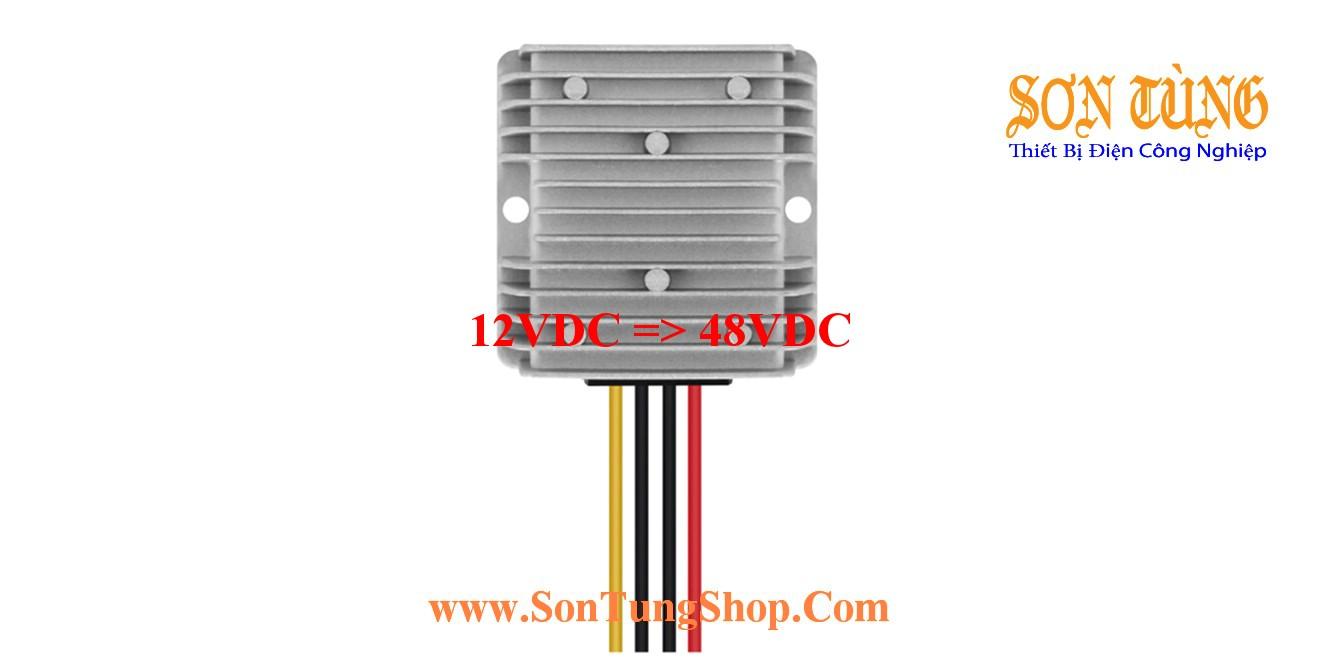 Bộ Chuyển Nguồn DC-DD12S48, 12VDC -> 48VDC