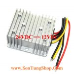 Bộ chuyển nguồn 1 chiều VDC 24VDC => 12VDC