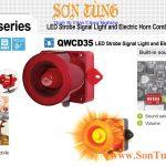 QWCD35-Sound den bao co loa 30 am Qlight