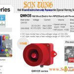 QWH35-QWH35SD loa bao 30 am, ghi am Mp3 Qlight