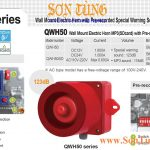 QWH50-QWH50SD loa bao 30 am, ghi am Mp3 Qlight
