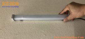 QEL300 Đèn LED chiếu sáng tủ điện Qlight dài 30cm: Thực tế