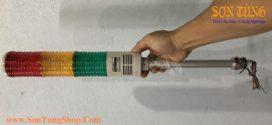 ST56L-BZ-3-24-RAG Đèn Tháp Qlight Φ56, Bóng LED, IP23: Thực Tế