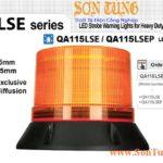 QA115LSE den bao cho xe LED chop nhay