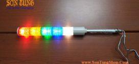 ST56L-5-24-RAGBC Đèn tháp cảnh báo Qlight LED 5 tầng: Thực tế