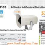 SMP35 Loa bao hieu phat nhac MP3 the SD Qlight Han Quoc