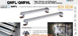 QMFL-600-220 Đèn LED chống dầu máy công cụ 600 Bóng LED 600 mm IP67/IP69K