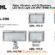 QML-250-24-D Đèn LED chiếu sáng chống nước, chống dầu Qlight IP67